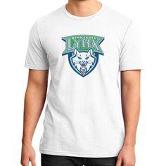 Minnesota Lynx District T-Shirt (on man) - Fonts Black