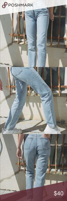 1055eeae5eb Light Wash Jeans Style: Danny Light wash NWT Brandy Melville Jeans Brandy  Melville Jeans,