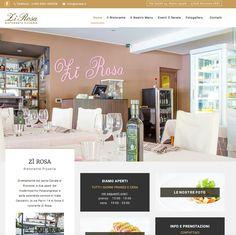 Ristorante Zi Rosa in viale Parini a Riccione:www.zirosa.it