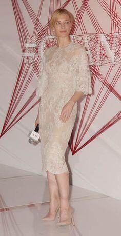 El lookbook de Cate Blanchett