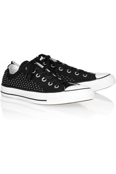fb71f044f14411 Studded Chuck Taylor canvas sneakers by CONVERSE...Love Converse Converse  All Star