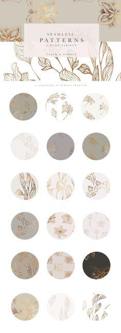 Graphic Design Floral Illustrations & Patterns by Laras Wonderland on Creative Market Acne Causes an Flower Illustration Pattern, Abstract Illustration, Illustration Blume, Floral Illustrations, Illustration Artists, Flower Pattern Design, Flower Patterns, Flower Designs, Graphic Design Pattern