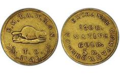 These Pioneer Gold Coins Haven't Been Seen in Years Liberty Coin & Currency