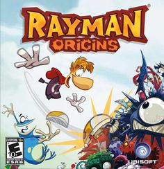 Rayman is a great kids game, we just love to play it at dojit games