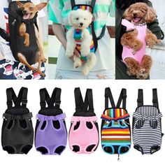 Taking long walks and jogs or even running lengthy errands can be hard for some dogs. Our Adjustable Cat Backpack Carrier, Dog Backpack, Dog Bag, Dog Carrier Bag, Pug, Dog Travel, Travel Bag, Akira, Pet Carriers