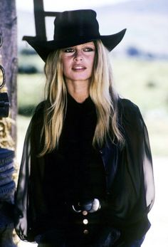 Ms. Bardot: Does Western