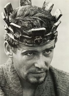 """Peter O' Toole in """"Becket"""" (1964)"""