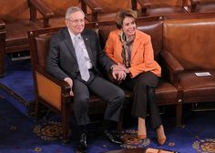 See the 'Cringe-Worthy' Clip of Nancy Pelosi, John Boehner, Harry Reid and Others That Set Social Media on Fire