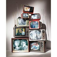 The website of editorial and advertising photographer James Wojcik. Vaporwave, Nam June Paik, Tv Installation, Retro Vintage, New Media Art, Arte Sketchbook, Retro Aesthetic, Old Tv, Retro Futurism