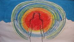 An Example of the Art that might be developed by Art Therapy patients