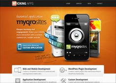 Kicking Apps, LLC Web Design and Development Web Design, Graphic Design, Wordpress Plugins, Web Development, Apps, Make It Yourself, Street, Wood, Madeira