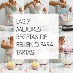 Cocina – Recetas y Consejos Frosting Recipes, Cake Recipes, Dessert Recipes, Fondant Cakes, Cupcake Cakes, Cake Fillings, Sweets Cake, Cake Tutorial, Mini Cakes