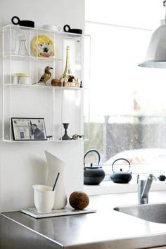 Plexiglas shelf?