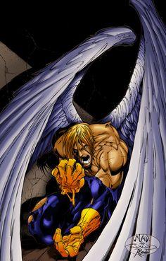 Angel by Joe Madureira and Tim Townsend
