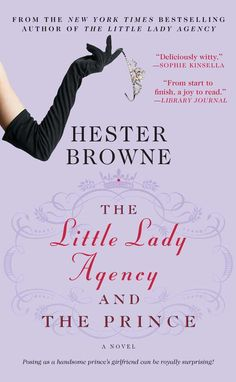 71 best cosmopolitan books images on pinterest cosmopolitan the little lady agency and the prince by hester browne hester browne created a unique heroine in melissa romney jones a fandeluxe Choice Image