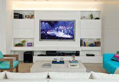 Soluções, dicas e produtos para incrementar o home theater - Casa