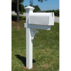 Free Shipping. Buy 4Ever Products Mailbox with Post Included at Walmart.com