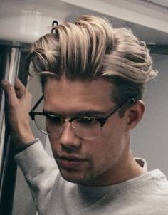 Men's Hair, Blonde