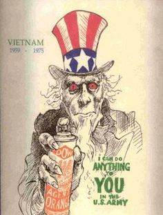 anti vietnam war poster 1966 vietnam vietnam war and history. Black Bedroom Furniture Sets. Home Design Ideas