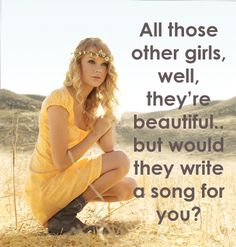 But would they write a song for you lyrics