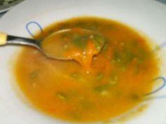 Receita Sopa de legumes e feijao verde, de Liliana - Petitchef