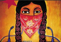 Zapatista uprising 20 years later: How Indigenous Mexicans stood up against NAFTA Mexican People, Girl Power Tattoo, Rage Against The Machine, Bee Art, Mexicans, Language Arts, Spanish Language, Trees To Plant, Tatoos