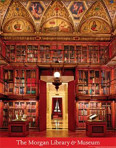 The Pierpont Morgan Library's library