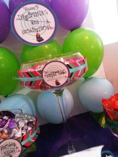 #birthday #brave theme #candybuffet dayna mancini // creative unique themed events // cutetc.com