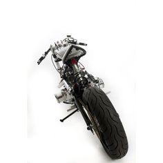 Honda CBN 400 by Ed Turner Motorcycles.