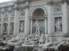 Fontana de Trevi...lugar mágico!!!