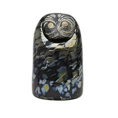 Birds-by-Toikka-Sooty-Owl-Nokipoelloe-2013-Iittala