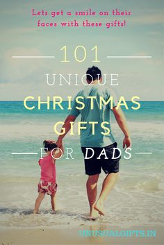 101 unique Christmas gifts for dads in 2016 - Unusual Gifts