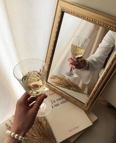 """""""parisian chic will forever be my fave aesthetic"""" Cream Aesthetic, Gold Aesthetic, Classy Aesthetic, Aesthetic Images, Aesthetic Photo, La Reverie, Belle Photo, Wall Collage, Wine"""