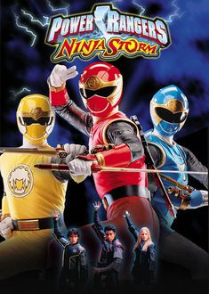 "Check out ""Power Rangers Ninja Storm"" on Netflix Power Rangers Ninja Storm, Go Go Power Rangers, Power Rangers Operation Overdrive, Desenho Do Power Rangers, Cartoon List, Power Rengers, Wind Power, Power Rangers Series, Movies"