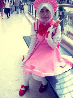 Card Captor Sakura | Hijabi Cosplayers - Faith & Fun!