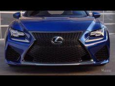 2015 Lexus RC F B-Roll Footage #Mungenast #Lexus #RC