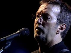 """Eric Clapton, Wonderful Tonight.  My husband and I spent many an evening slow dancing to this when we were first dating.  It was our """"song."""""""