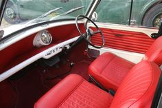 restoring mk1 austin mini interior - Google Search