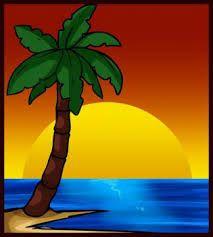 I love, love, love palm trees!