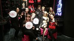 WEBSTA @ deminijssen - Ladies, we have 20% discount on the entire private collection and sexy nightwear!! Only today so don't miss it!! ???? #hunkemoller #maastricht #flagship #colleagues #hunkemollerambassadors #12daysofgifts #onlytoday  #privatecollection #discount #sexynightwear #lace #lingerie #sexynightwear #gifts