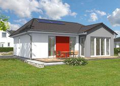 #Bungalow 78 - #Style Mehr Informationen zum #Bungalow78 von Town & Country Haus unter: http://www.hausausstellung.de/Der-Bungalow-78-Ihr-Massivhaus-von.22.0.html