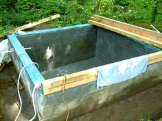 Underground Cistern - DIY