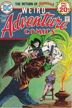 Adventure Comics #435 (1938 1st Series) - October 1974 - DC Comics - Grace VG/NM