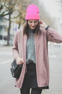 Polienne | a personal style diary by Paulien Riemis - DUSTY PINK