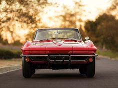 1967 Chevrolet Corvette Sting Ray 327/350 Convertible