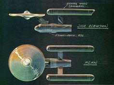original-Enterprise-drawings