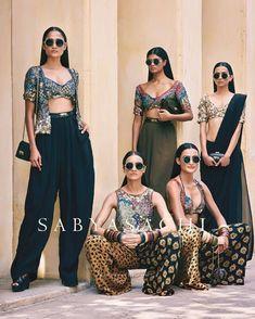 "164333b32cf1d zaibakhan  ""wevebeenaroundforawhile  ""viyahshaadinikkah  ""Sabyasachi  Summer Resort 2015 Collection "" YAS "" I want to wear every single thing """
