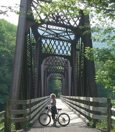 PA Grand Canyon trip- Cedar Run Bridge