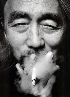 Yohji Yamamoto by David Montgomery