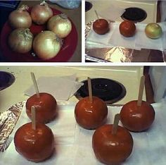 Caramel Onion Prank - Labsmash